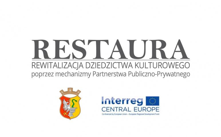 projekt restaura zatwierdzony otwock oficjalny portal